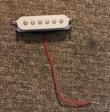 μαγνήτης single coil neck