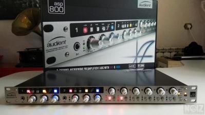 Audient ASP-800