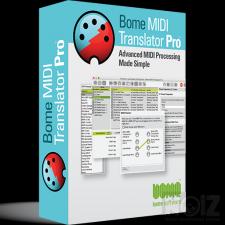 Bome's Midi Translator Pro