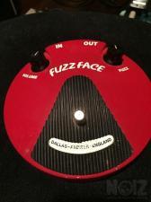 Dallas Arbiter Fuzz Face 1991 first edition