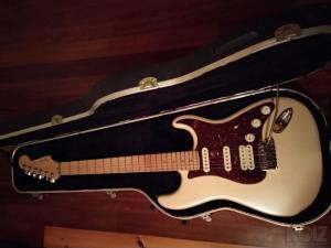 Fender deluxe usa stratocaster hss