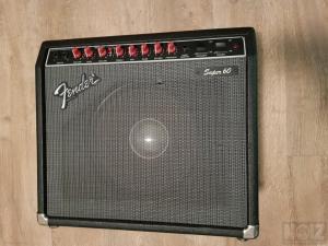 Fender Super 60 Combo 1988