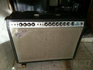 Fender Twin Reverb 135 Watt 1980