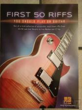 First 50 Riffs You Should Play on Guitar