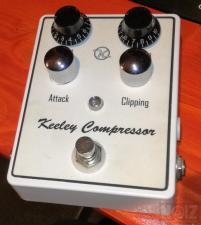 Keeley Compressor 4 knob Clone