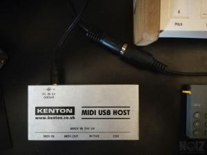 Kenton Usb Midi Host