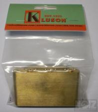Kluson Brass lefty tremolo block