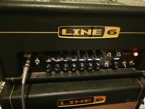 Line6 DT25 - Καμπίνα / Κεφαλή
