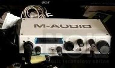 M-audio mtrack mkii