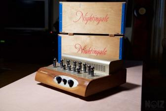 Nightingale Armonia tube Amplifier