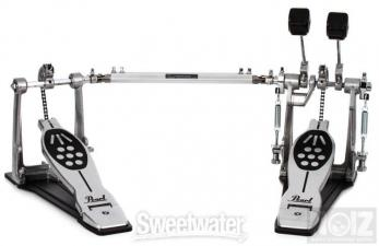 Pearl P122TW  Double Bassdrum Pedal