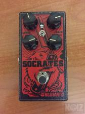 Socrates Distortion/Fuzz pedal