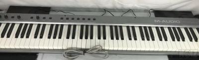 Stage piano M-Audio Sono 88 κάρτα ήχου mic preamp USB midi keyboard controller
