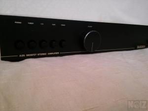 SUGDEN A25 MOSFET INTEGRATED AMPLIFIER U.K.