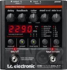 TC ELECTRONIC-NOVA DELAY ND-1