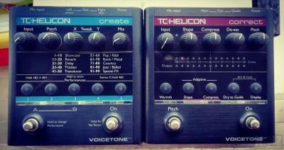 TC-HELICON VOICETONE correct / create