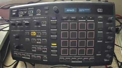 Toraiz Squid Multitrack Sequencer