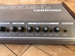 Vermona Retroverb Spring Reverb