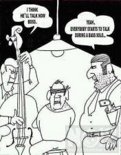 Ζητείται κοντραμπασίστας για σχήμα τζαζ