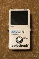 Νέα τιμή- TC Electronic Polytune σε άριστη κατάσταση
