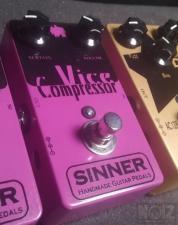 ΑΝΤΑΛΛΑΓΗ Sinner Pedals - Vice Compressor (Dark)