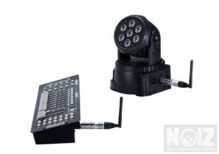 Ασύρματος πομπός DMX Transmitter/Receiver 2.4G
