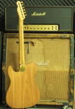 Telecaster custom mahogany