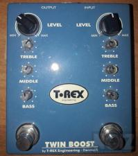 T Rex twin boost πωλειται