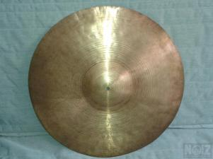 Vintage Japanese 20' ride cymbal