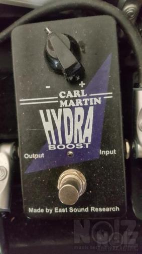 πωλείται το Carl Martin hydra boost