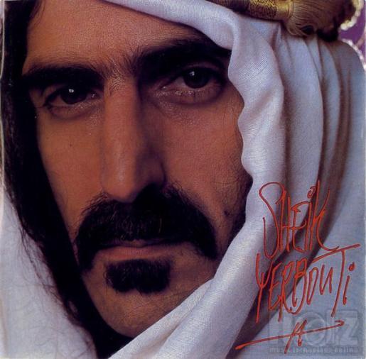 Frank Zappa – Sheik Yerbouti