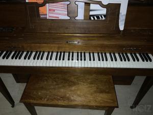 Πιάνο λειτουργικό του 1981
