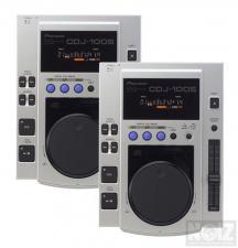 2 Pioneer cdj - 100 s
