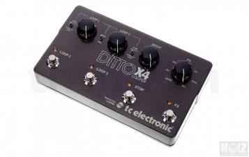 ΖΗΤΕΙΤΑΙ tc electronic Ditto X4 Looper 120e