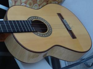 Κλασσική Φλαμένκο Κιθάρα Manuel Rodriguez Model D