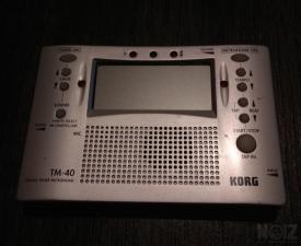 Κουρδιστηρι Korg tm-40