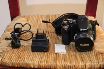 Νikon coolpix p510
