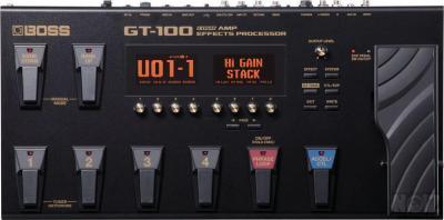 Πεταλιερα Boss GT-100