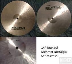 5 Πιατίνια Crash Istanbul Mehmet