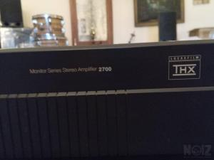 Τελικός Ενισχυτής NAD 2700 THX