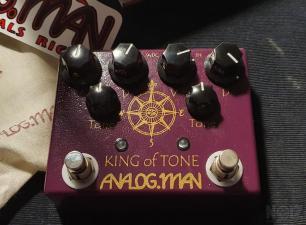 Analogman - King of Tone