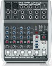 Behringer XENYX QX602 MP3