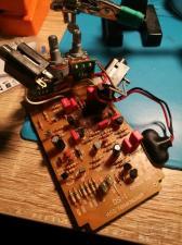 Boss DS-1 Keeley Mod