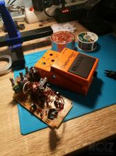 Boss DS-1 Keeley Mod