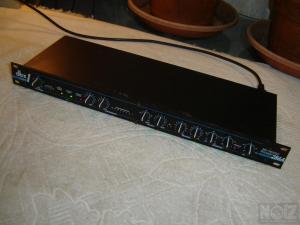 Dbx 286a Επεξεργαστής μικροφώνου