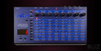 DSI Evolver - Dave Smith Insreuments