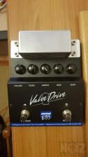 Ebs Valvedrive preamp/overdrive