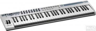 Emu Xboard61 Midi Keyboard Controller