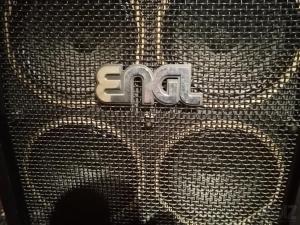 Engl E 412 PRO G12M Speaker Cabinet