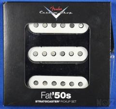 Fender Custom Shop Fat 50s pickups